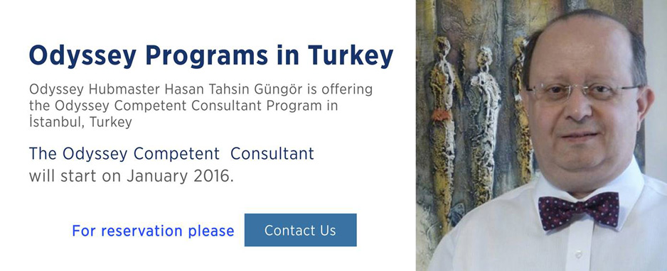 Odyssey Consulting Programs Turkey banner