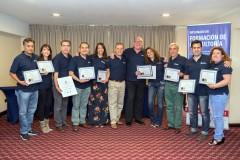 Odyssey Graduates Chile 2015